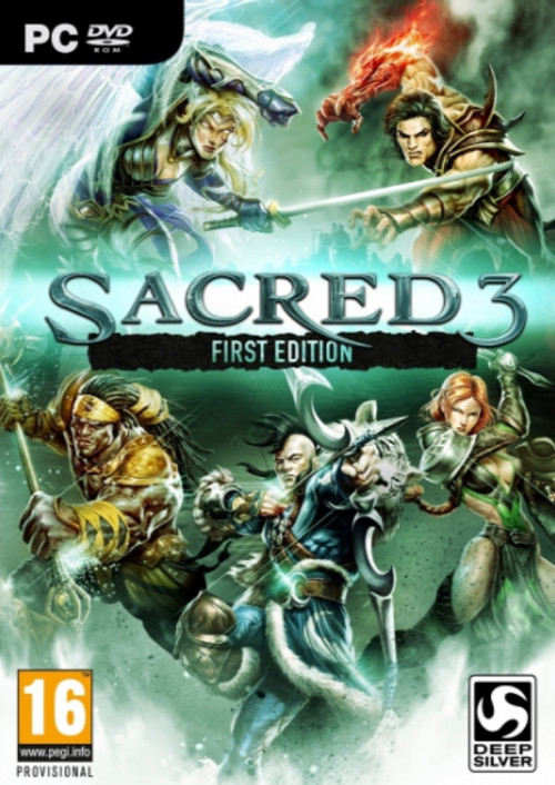 Sacred 3 First Edition za 7.22 zł w CDKeys