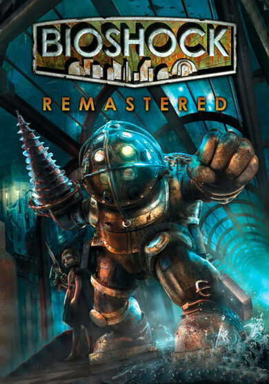 BioShock Remastered za 28.34 zł na Steamie