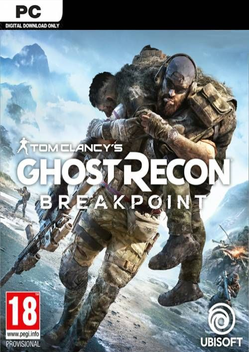 Tom Clancy's Ghost Recon Breakpoint za 186.19 zł w CDKeys