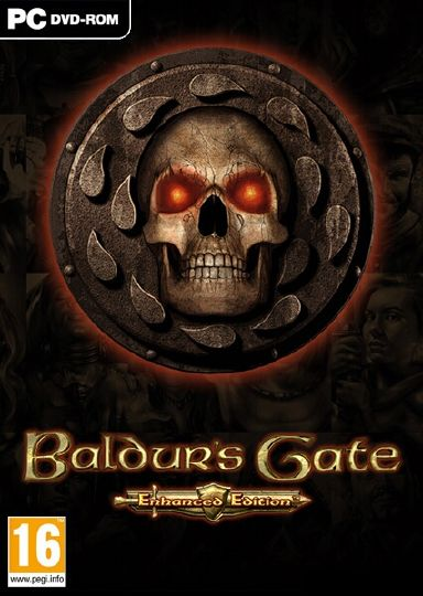 Fanatical Star Deal – Baldur's Gate I Complete Pack