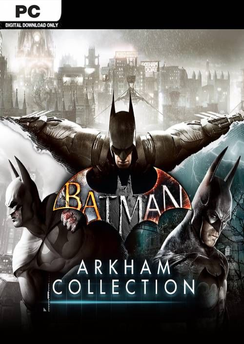 Batman: Arkham Collection i Lego Batman Trilogy za darmo w Epic Games Store