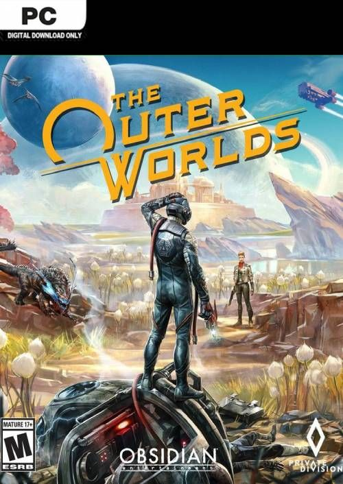The Outer Worlds za 103.78 zł w Gamivo