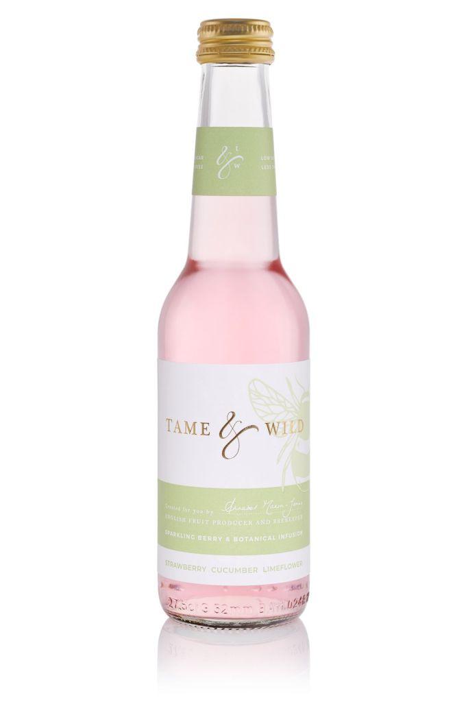 Tame & Wild, non-alcoholic drink