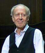 John Barry at the Royal Albert Hall (2006).