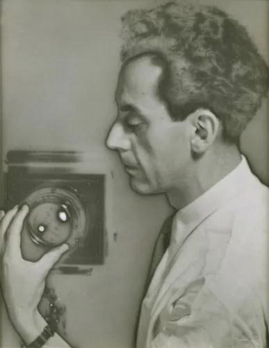 Man Ray, self-portrait