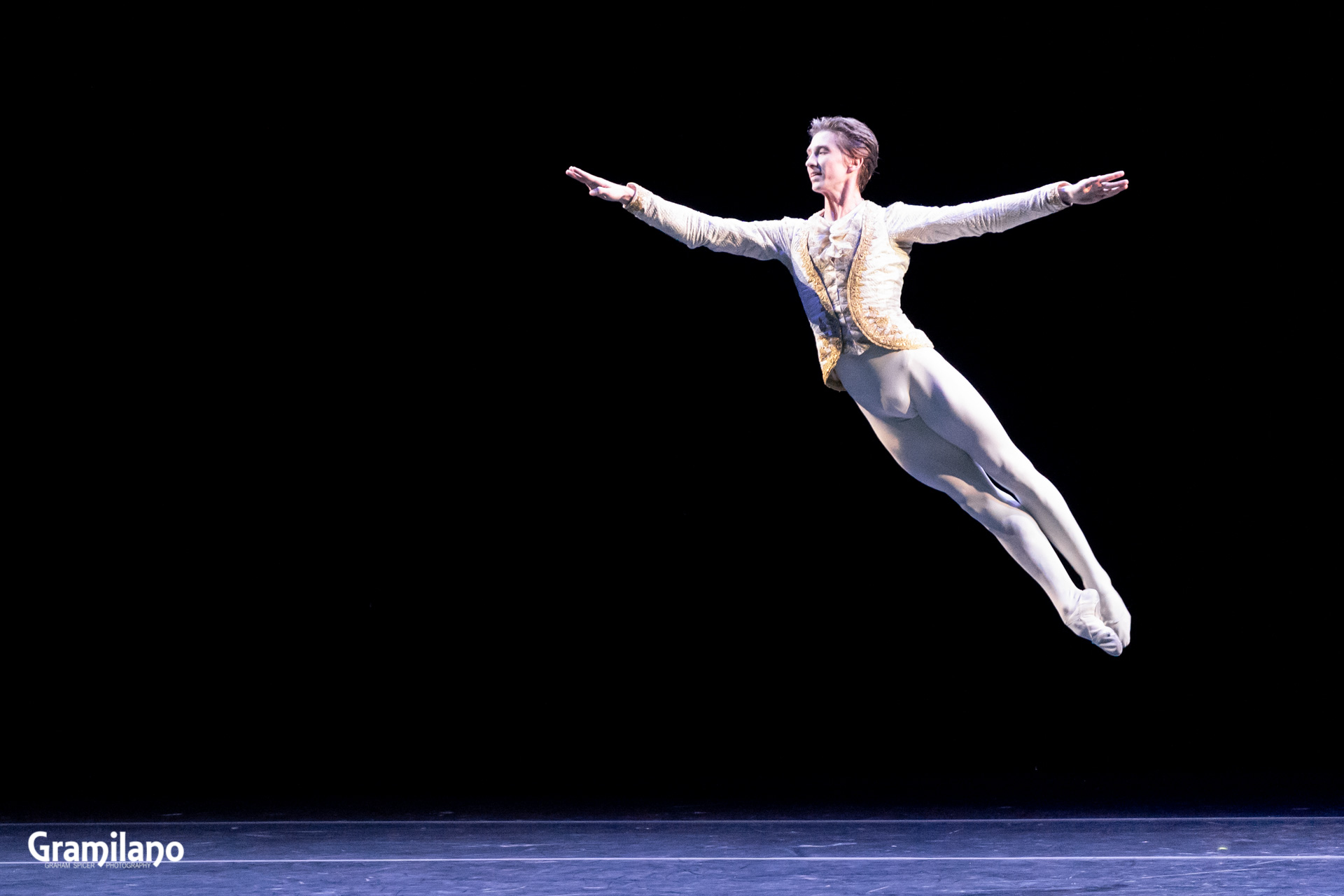 Vadim Muntagirov in The Sleeping Beauty