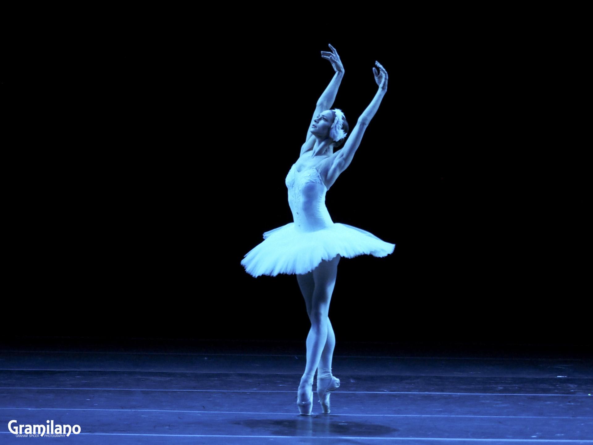 Polina Semionova in The Dying Swan