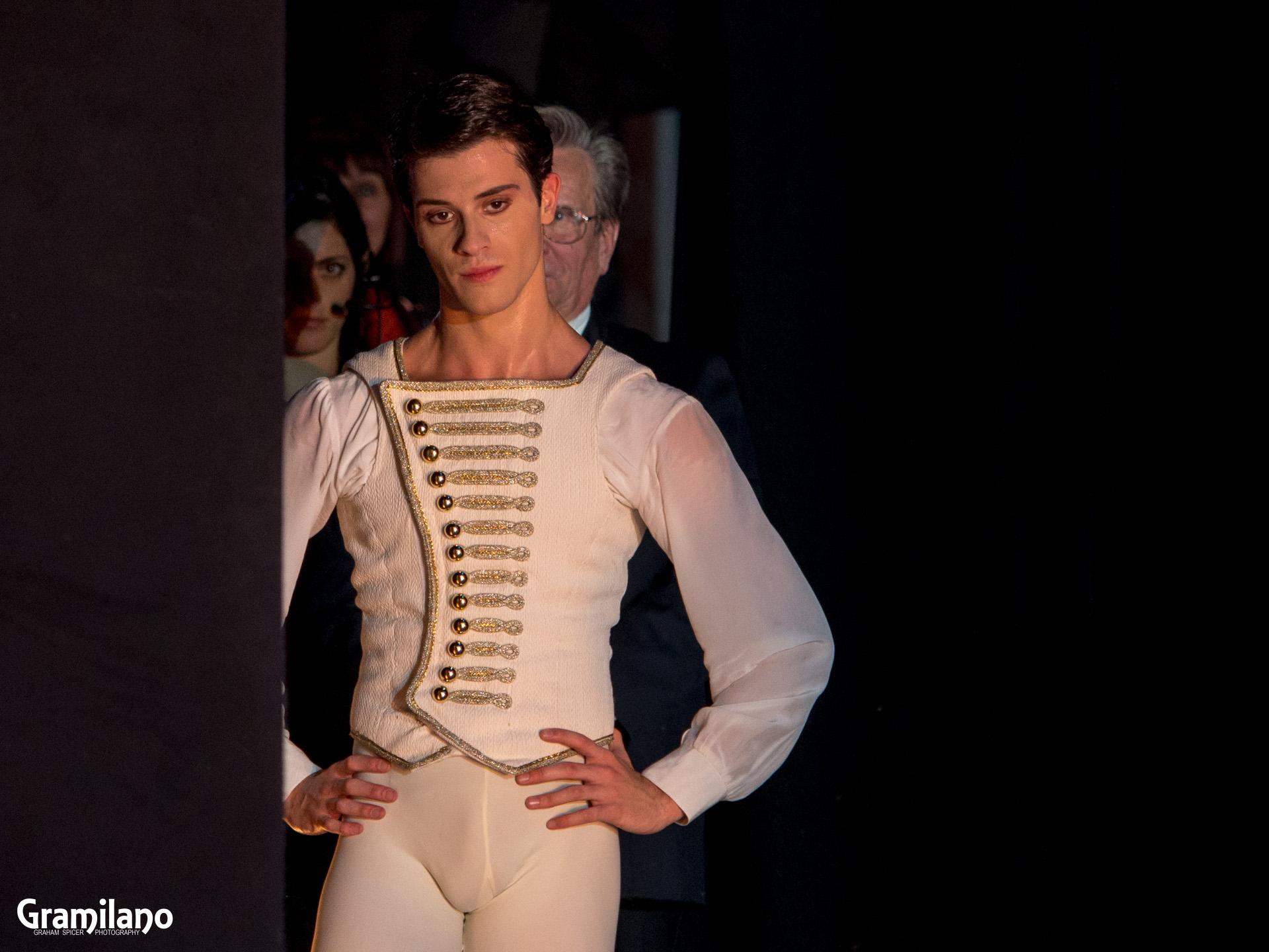 Claudio Coviello (La Scala Ballet)