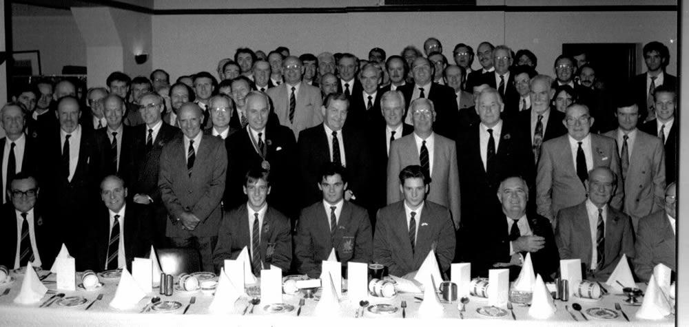 Grammarians' Bangor Dinner, 1991