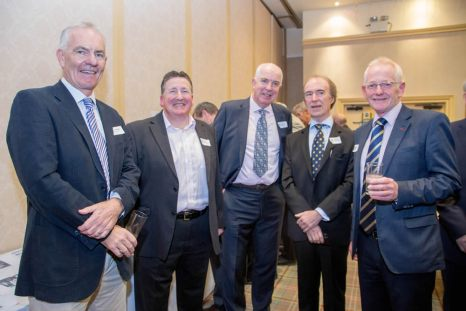 Stephen Polly, Alan Crowley, Peter Driscoll, Terence Bowman, Stephen Miller – all from the Class of 1975