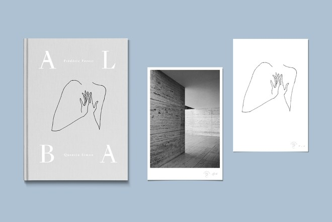 Alba Book by Frederic Forest and Quentin Simon