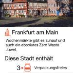 ZeroWasteApp Frankfurt