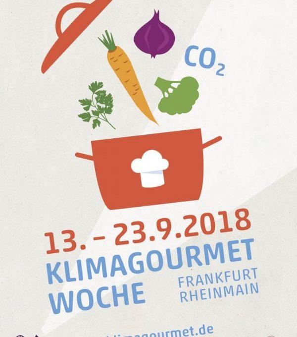 Start Klimagourmet-Woche 2018 & Neues zum Zero Waste Café