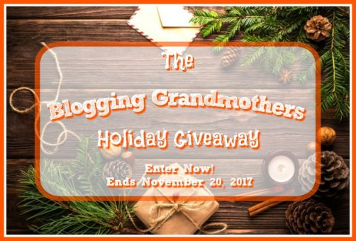 The Blogging Grandmothers Holiday Giveaway