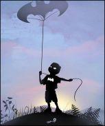 Andy-Fairhurst-Playground-Heroes-Batman