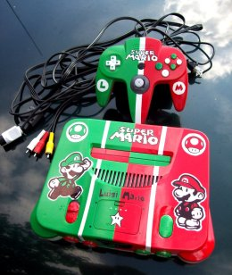 mario_brothers_custom_nintendo_64_console_by_mbtaylorproductions-d6wnwxn