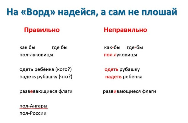 vord-oshibaetsya