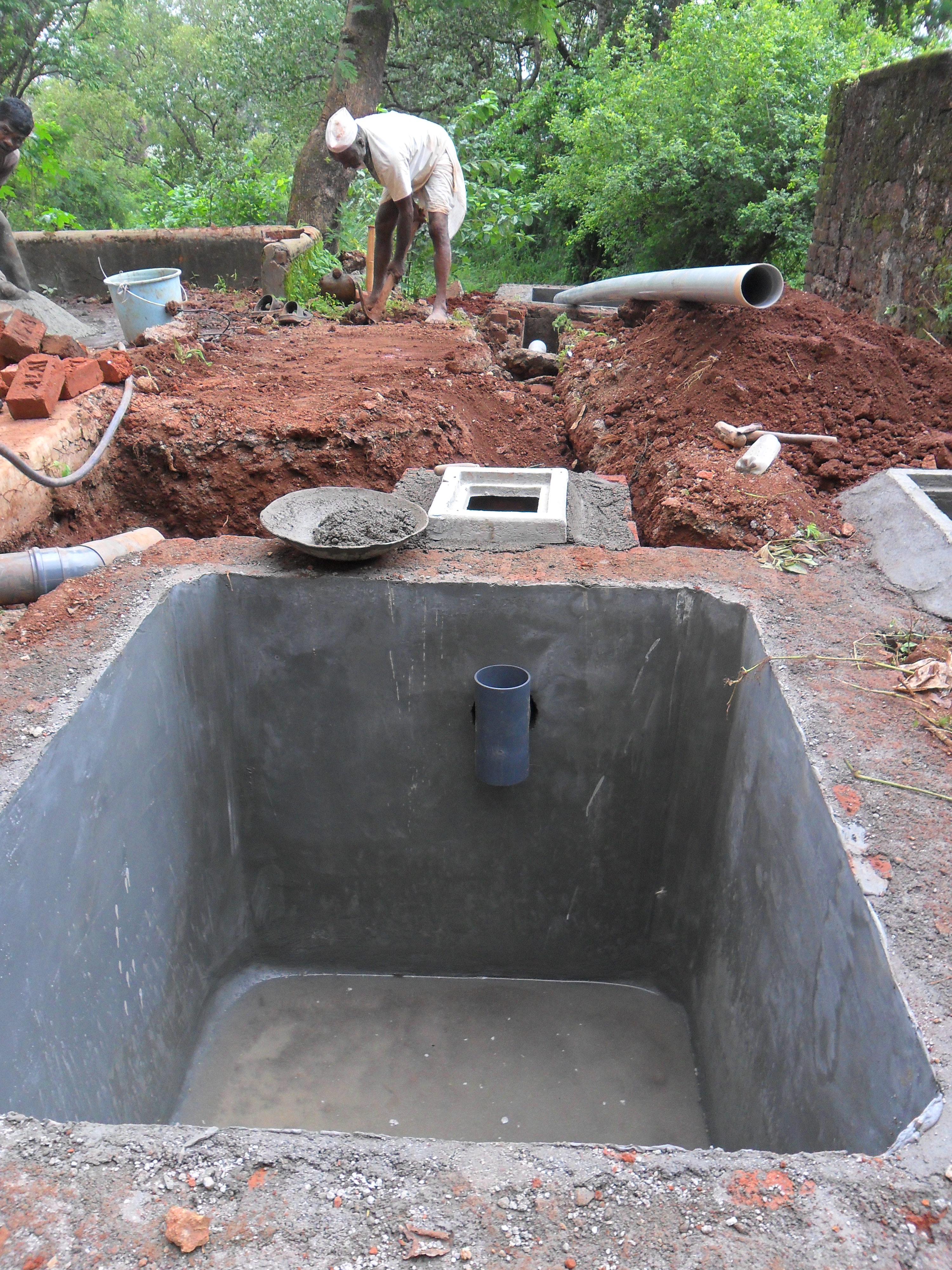 Follow That Poop Grampari S New Waste Water
