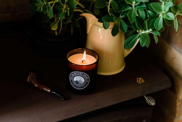 Grampians Goods Co Roman chamomile and levandin aromatherapy candles