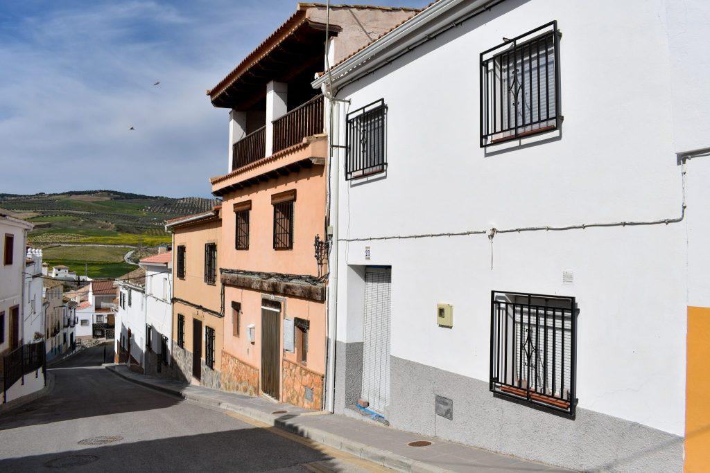 town house, alhama de granada for sale