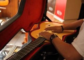 Guitar Making in Granada