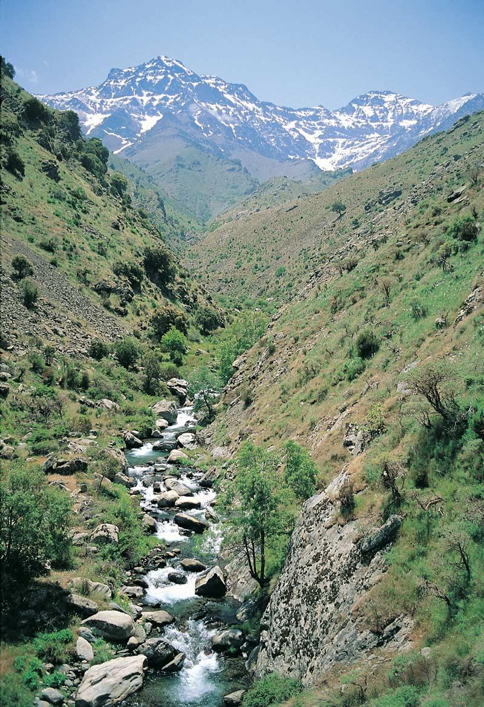 rio monachil, granada