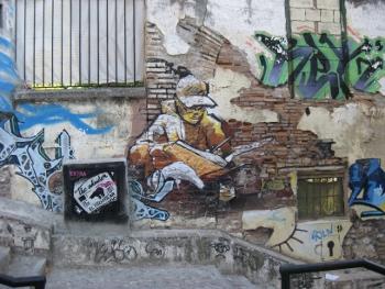 Graffiti in Granada (4/6)