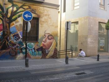 Graffiti in Granada (3/6)