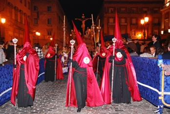Semana Santa in Granada - A preview (2/5)
