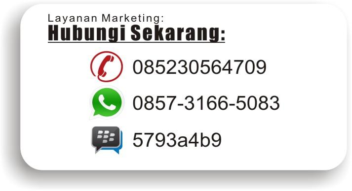 layanan marketing