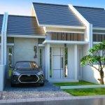 Tipe 45 rumah cantik minimalis