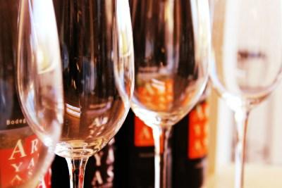 Wine tasting at Bodegas Bentomiz