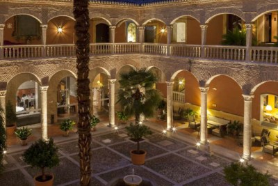 5 of the best luxury hotels in Granada, Spain
