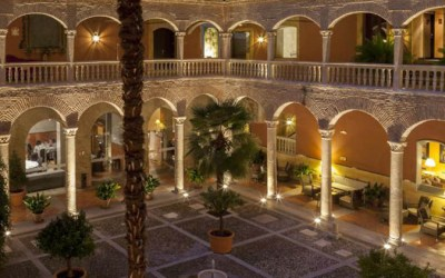 5 of the best luxury hotels in Granada, Spain