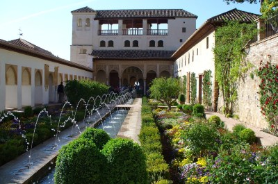Granada a great destination for a springtime city break