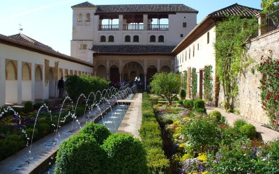 Granada a great destination for a springtime city break
