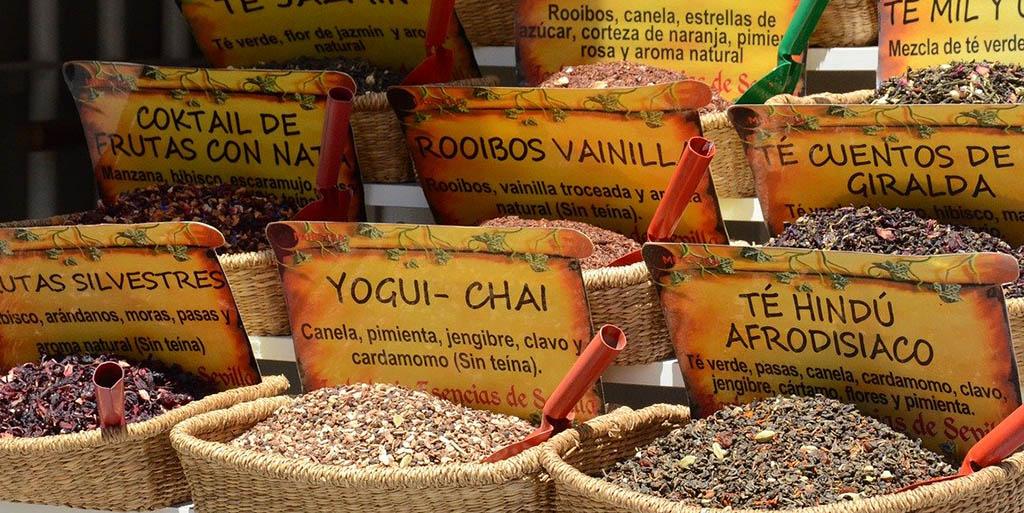 tea stall granada city