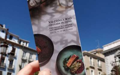 Tapas & the City – Granada Tapas Competition 2020