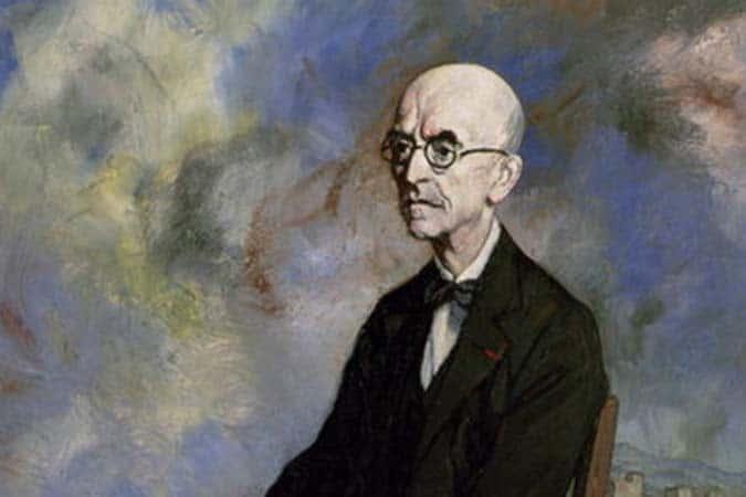 Manuel de Falla by Ignacio Zuloaga y Zabaleta