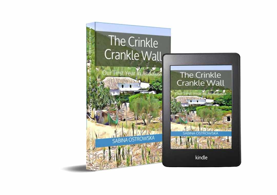 The Crinkle Crankle Wall on kindle