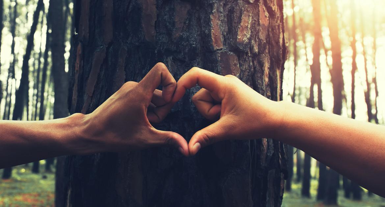 Serce z dłoni - miłość - peptyd PT-141 bremelanotyd