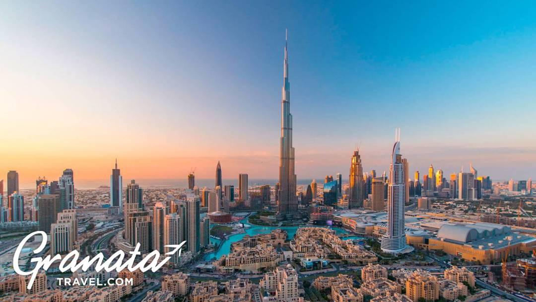 NEW YEAR IN DUBAI (December 2021) | Granata Travel