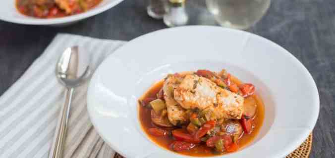 dogfish stew