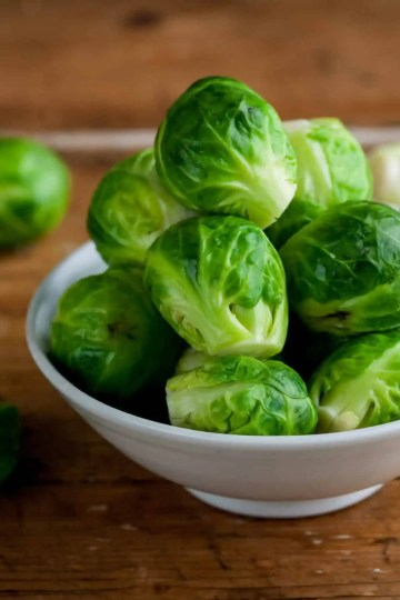 sprouts in a bowl