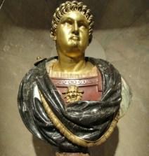 Bust of Emperor Nero