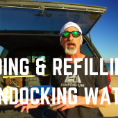 Episode 14: Finding and Refilling Boondocking Water