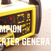 Episode 24: Champion 75537i Inverter Generator with Remote Start – Review