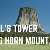 Episode 44: Devil's Tower & Big Horn Mountains | RV travel Wyoming camping