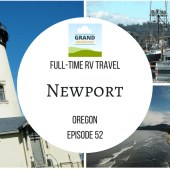 Episode 52: Newport, Oregon |  | RV camping travel