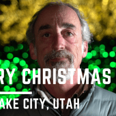 Merry Christmas 2018 | Salt Lake City Christmas Lights | Temple Square | RV travel camping